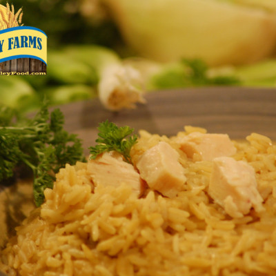 Eden Valley Farms Rice Pilaf Show Img1