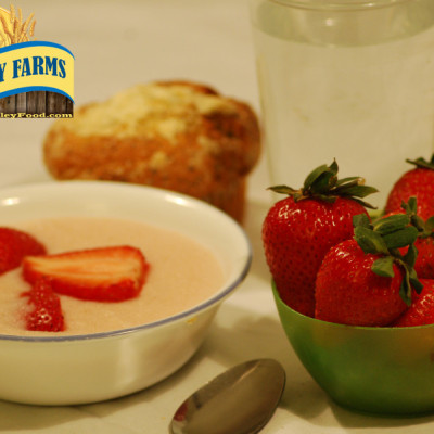 Eden Valley Farms Strawberry Cream of Wheat Feature Img